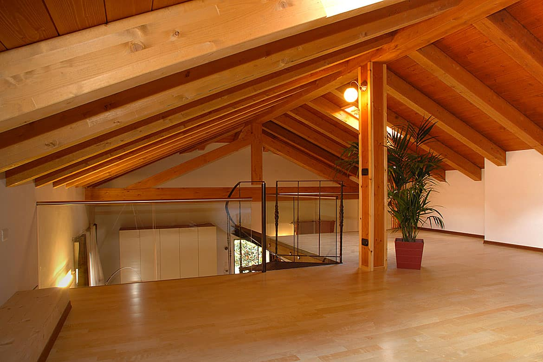 Perch realizzare un tetto in legno nuovo artigiano for Come stimare i materiali da costruzione per la costruzione di case
