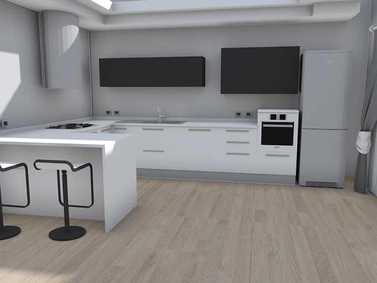 Devi progettare una cucina nuova? scopri le cucine dal design