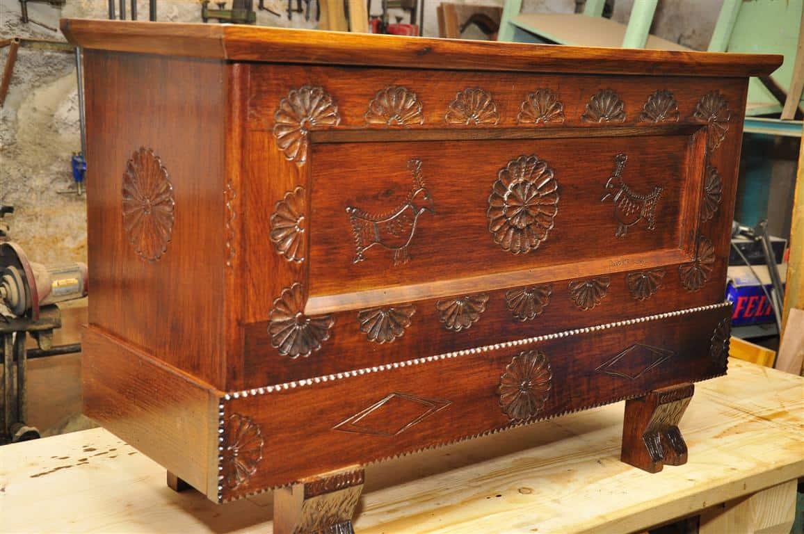 legno cassapanca